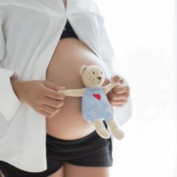 esperando un bebe