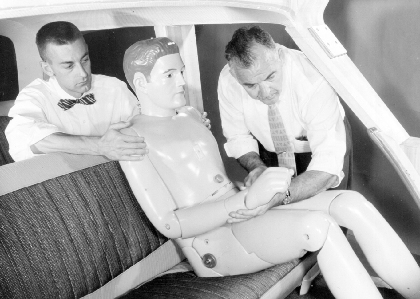 primer crashtest dummy